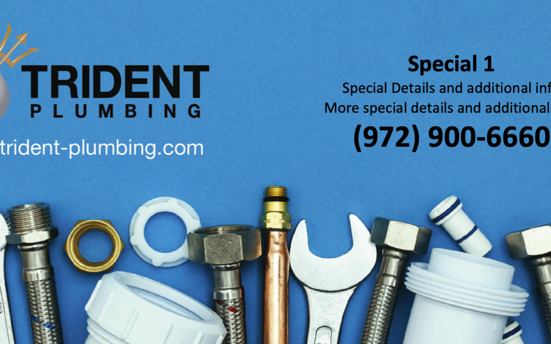 Plumber in The Colony, TX