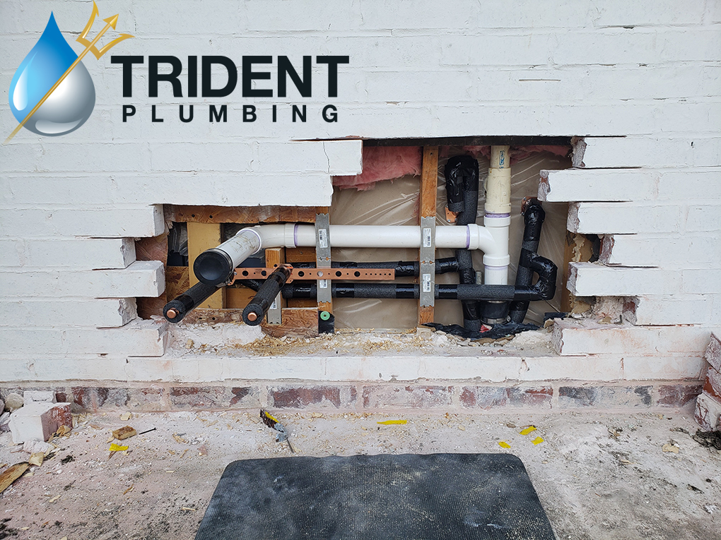 How To Repair Trident