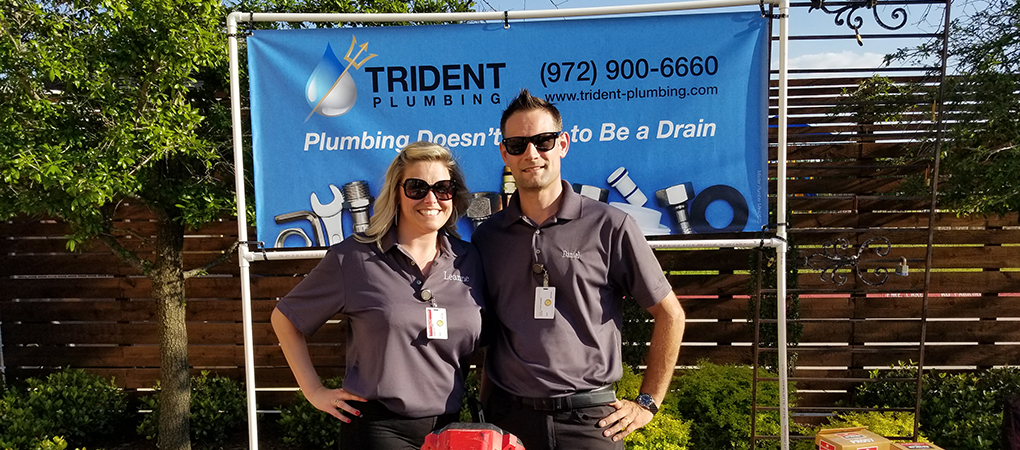 trident plumbing